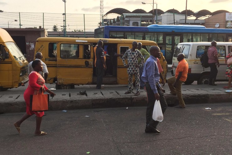 DanFone was designed to allow and encourage telephone communications between Lagos commuters on the city's Danfo buses