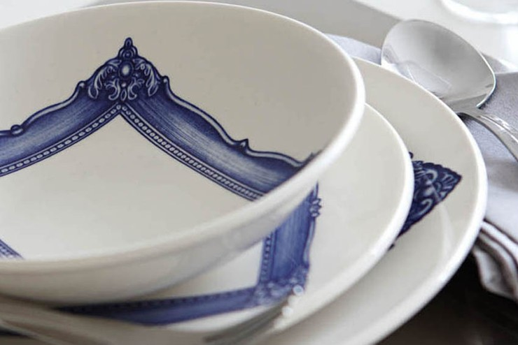 The Art of Entertaining, British Creamware Tableware Collection