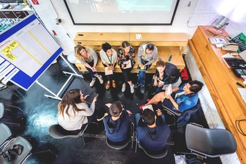 Creative Hubs: Learn Dominik Tryba - ECHN workshop