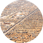 Peacetech in Syria: new research published An Aerial View of the Zaatri Refugee Camp