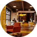 """""""Like Putting a Co-Working Space on Steroids""""  © Technology & Social Change"""