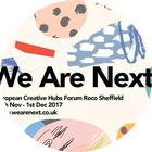 Speakers Announced: Creative Hubs Forum