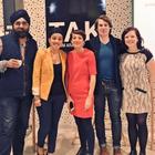 Making an impact Immy Kaur