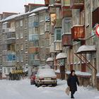 Kультурный Upgrade visits Vorkuta