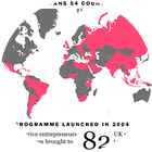 A global network of innovators and pioneers