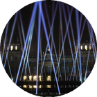 FutureEverything Festival Opening Gala in Manchester Simple Harmonic Motion #11 at Blenheim Palace by Memo Akten