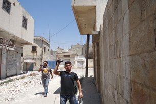 Innovative ways to build peace in Syria