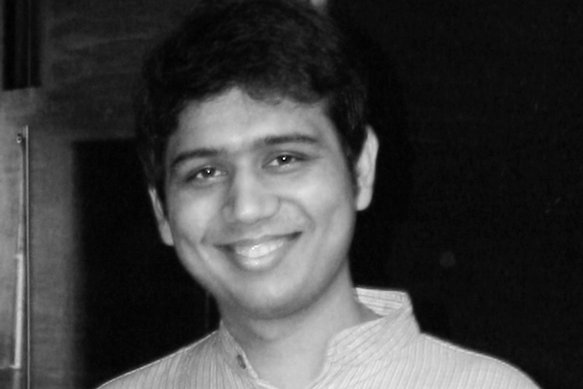 Pranav Ashar, YCE India - Screen